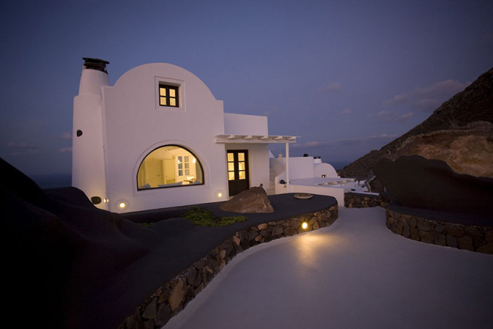 Amberlair Crowdsourced Crowdfunded Boutique Hotel Aenaon Villas House Santorini Mood Board