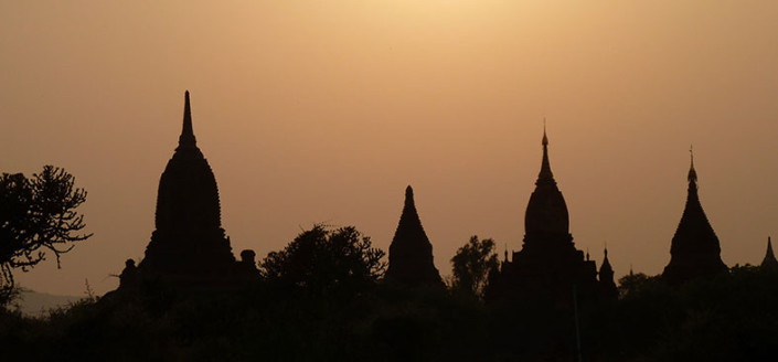Amberlair Crowdsourced Crowdfunded Boutique Hotel Bagan Myanmar Pagodas Mood Board