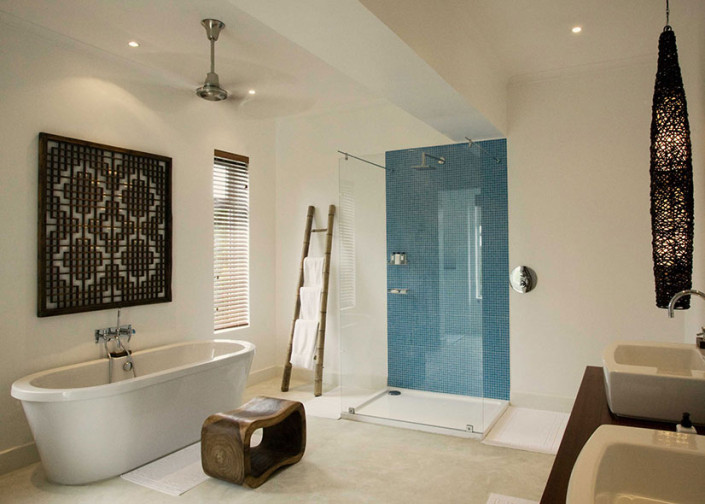 Amberlair Crowdsourced Crowdfunded Boutique Hotel Oysterbay Africa Bathroom Mood Board