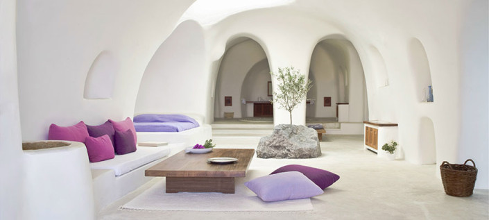 Amberlair Crowdsourced Crowdfunded Boutique Hotel Perivolas Santorini