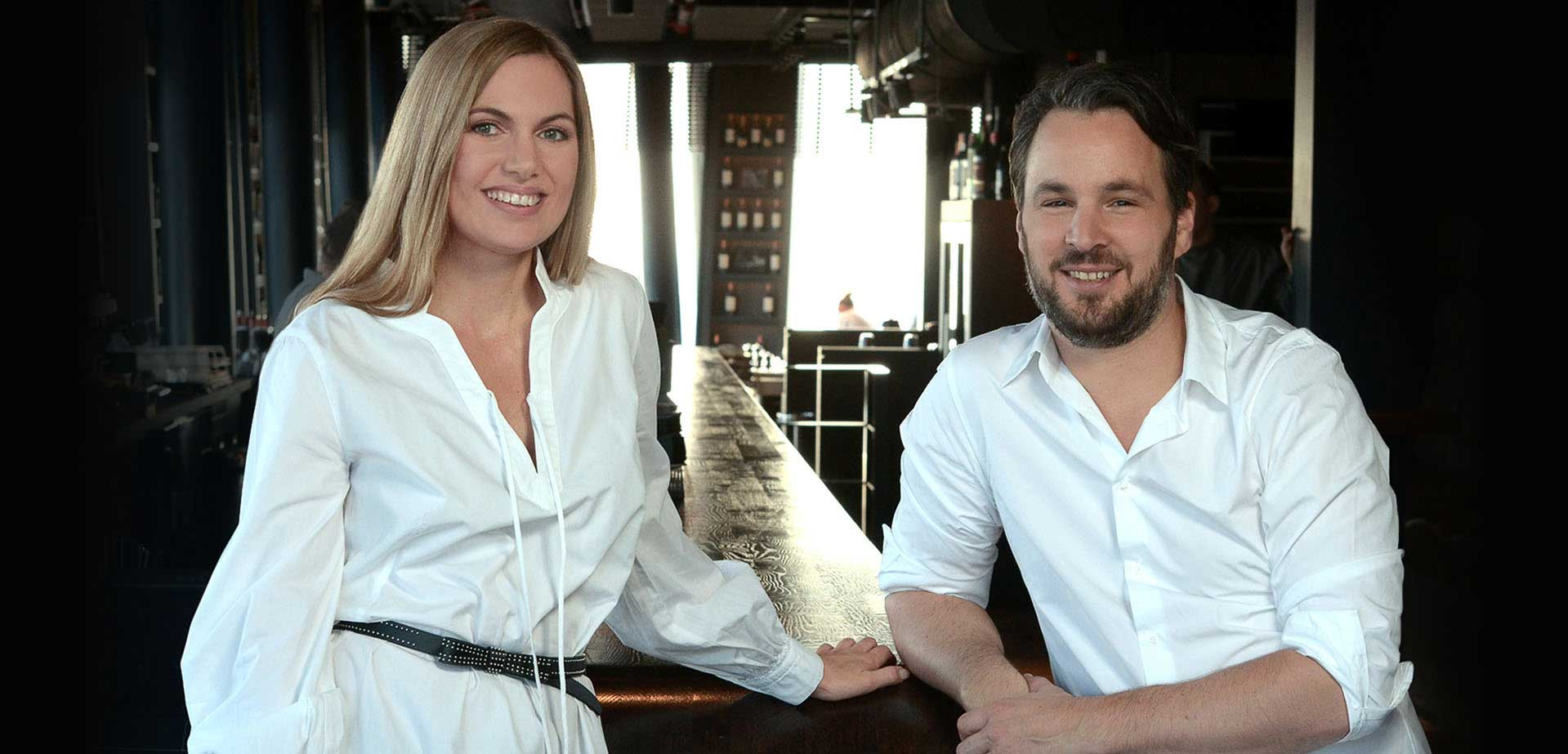 Amberlair Crowdsourced Crowdfunded Boutique Hotel - About Kristin Lindenberg & Marcus Orbe, founder of Amberlair
