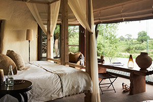 Amberlair Crowdsourced Crowdfunded Boutique Hotel Singita Boulders Lodge Bed