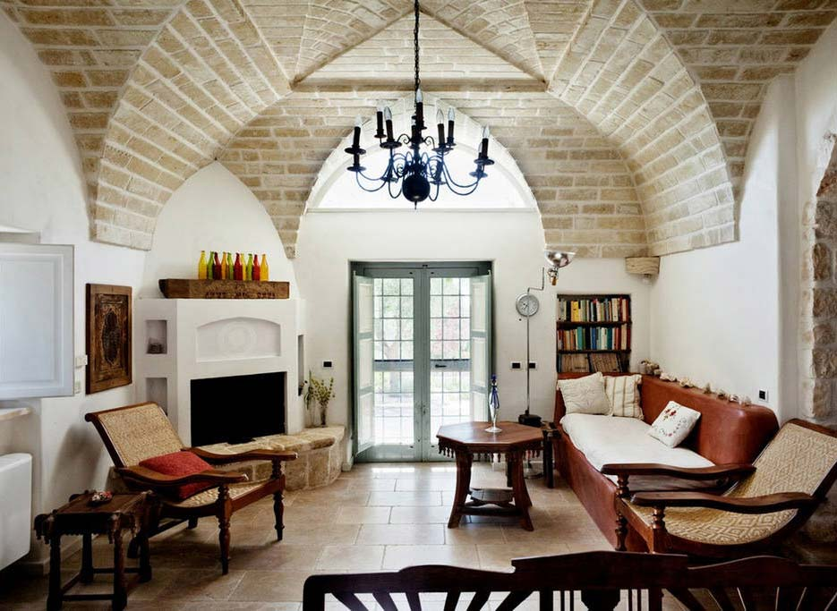 Amberlair Crowdsourced Crowdfunded Boutique Hotel - Ostuni Trulli Aromatic Green