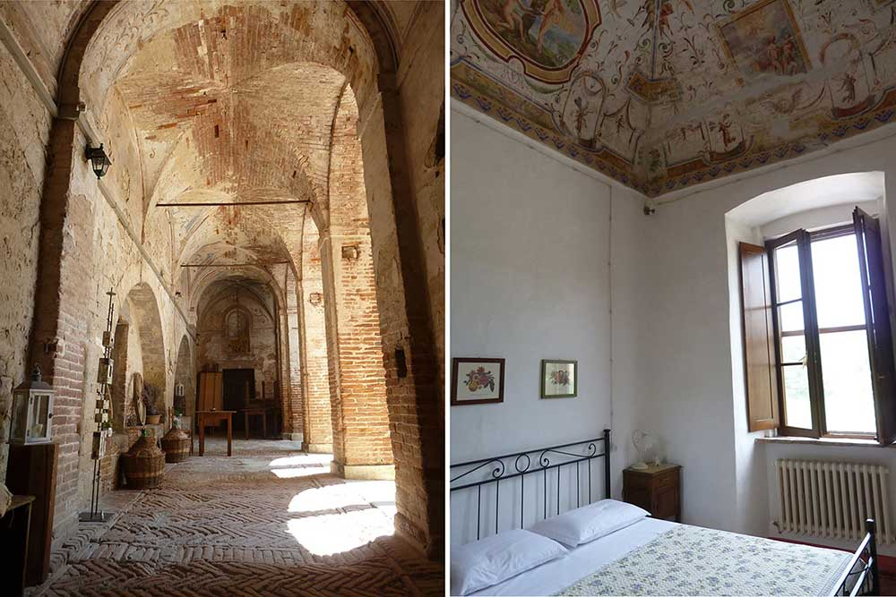 Amberlair Crowdsourced Crowdfunded Boutique Hotel - Sette Frati Abbey
