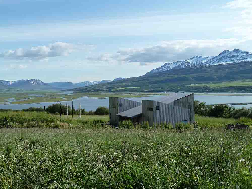 Private home of an architect in Akureyri in Icleand