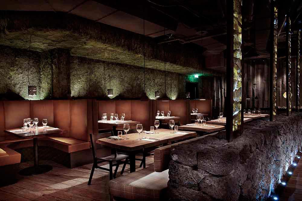 Amberlair Crowdsourced Crowdfunded Boutique Hotel - Grillmarket Downstairs Reykjavik, Iceland
