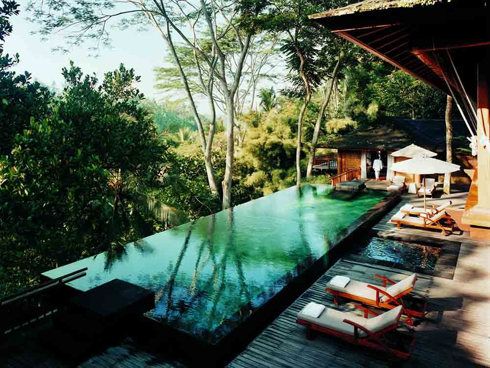 Amberlair Crowdsourced Crowdfunded Boutique Hotel #boholover Carrie Mitchell - Como Shambhala Estate Bali
