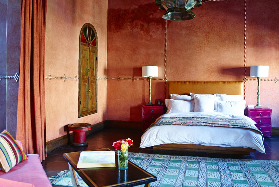 El Fenn - Boutique Hotels in Marrakech.