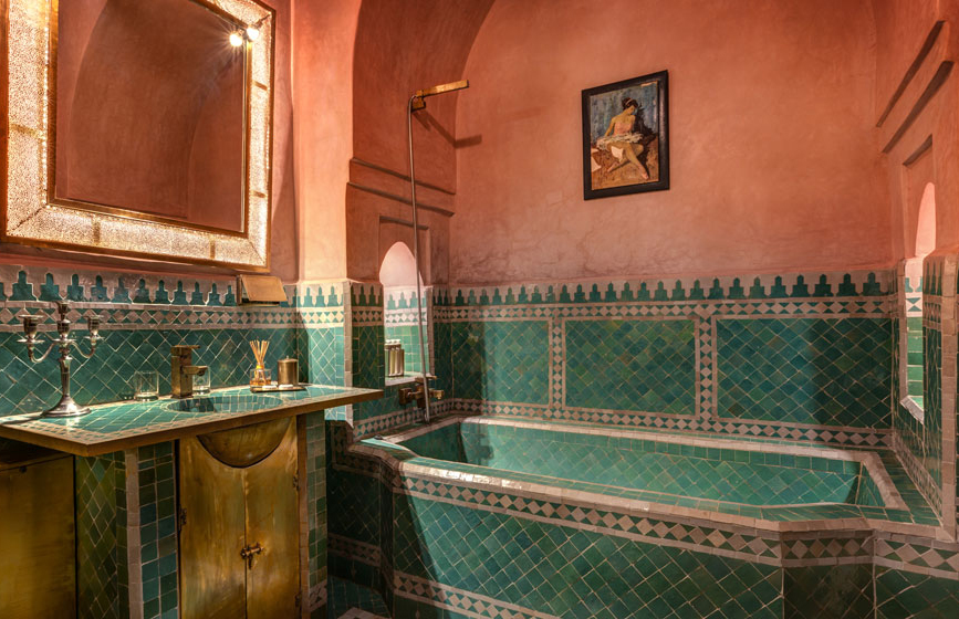 Palais Riad Lamrani - Boutique Hotels in Marrakech.