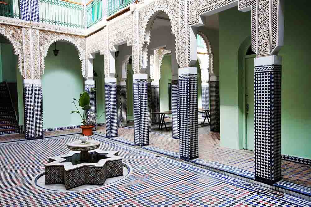 these 10 stylish riads are marrakech 39 s best boutique. Black Bedroom Furniture Sets. Home Design Ideas