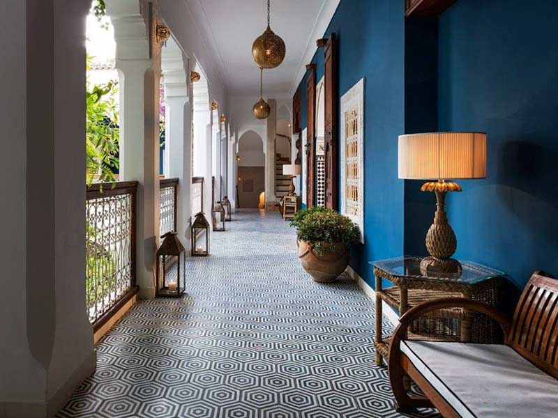 These 10 stylish riads are marrakech 39 s best boutique for Boutique hotel maroc
