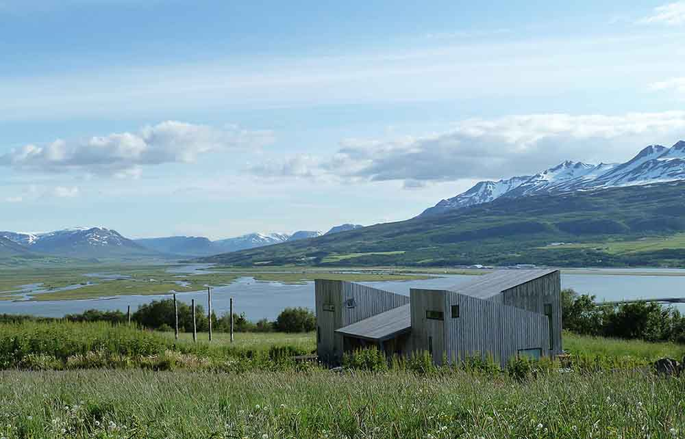 Amberlair Crowdsourced Crowdfunded Boutique Hotel - Architect House Akureyri Iceland - design boutique hotels