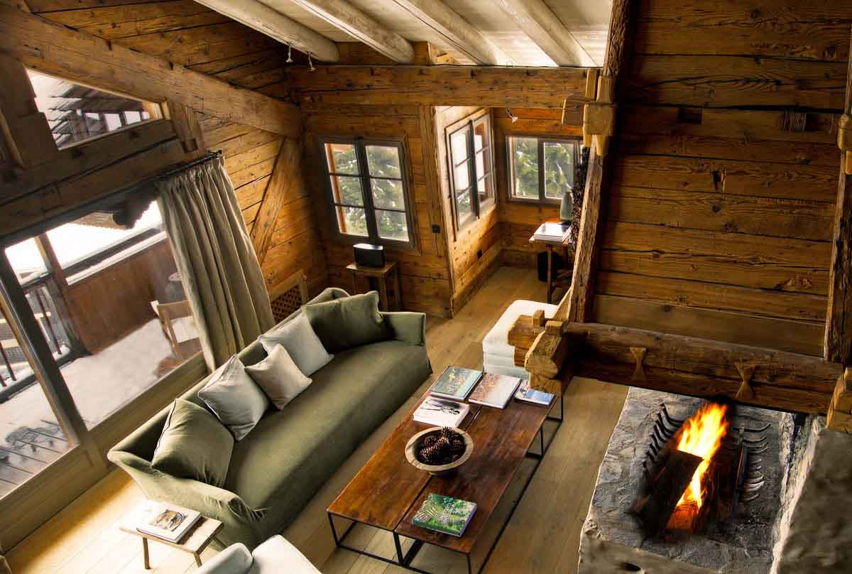 Amberlair Crowdsourced Crowdfunded Boutique Hotel - Chalet Zannier, winter retreats in the European Alps.