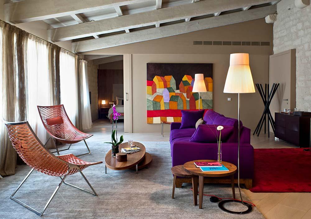 hôtel de luxe nancy
