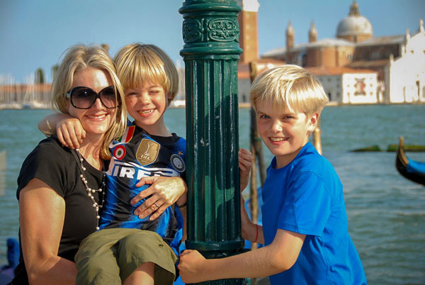 Amberlair Crowdsourced Crowdfunded Boutique Hotel - Nancy of Luxe Travel Family in Venice, Italy
