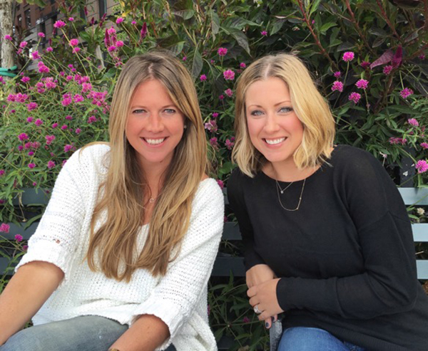Amberlair Crowdsourced Crowdfunded Boutique Hotel - Compass & Twine, Sarah and Lindsay