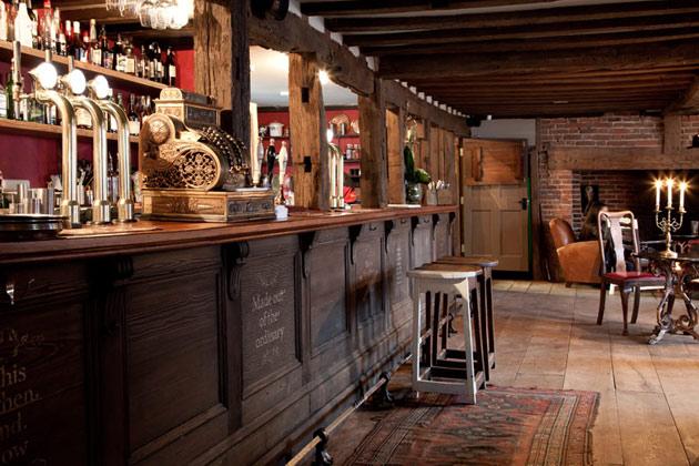Bell Pub - boho pubs