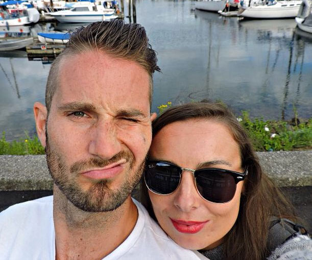 Amberlair Crowdsourced Crowdfunded Boutique Hotel - #BoHoLover: Meet Gemma & Craig of @TwoScotsAbroad