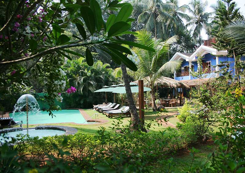 Amberlair Crowdsourced Crowdfunded Boutique Hotel - Presa di Goa, India - Sneak a peek at celebrities in Goa