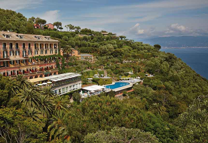 Amberlair Crowdsourced Crowdfunded Boutique Hotel - #BoHoLover Vicky Legg of Thrive Communications @victorialegg at Belmond Italy