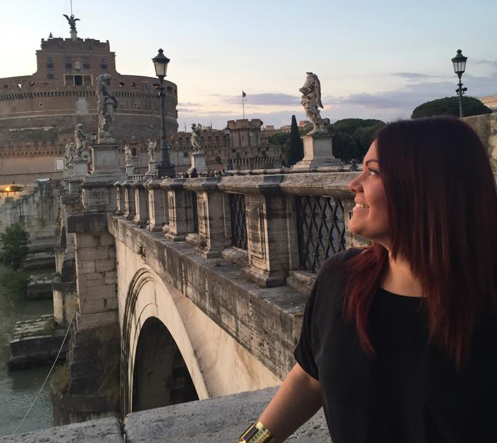 Amberlair Crowdsourced Crowdfunded Boutique Hotel - Meet Maria Pasquale: our #ItalyBoholover @heartrome