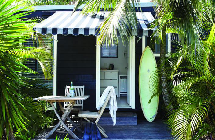 Amberlair Crowdsourced Crowdfunded Boutique Hotel - Atlantic Byron Bay Austaralia gypsetters