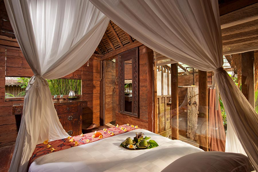 Amberlair Crowdsourced Crowdfunded Boutique Hotel Bambu Indah - BoutiquEco: The world's finest 15 green retreats