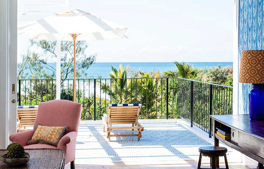 Amberlair Crowdsourced Crowdfunded Boutique Hotel - Halcyon House Montauk gypsetters