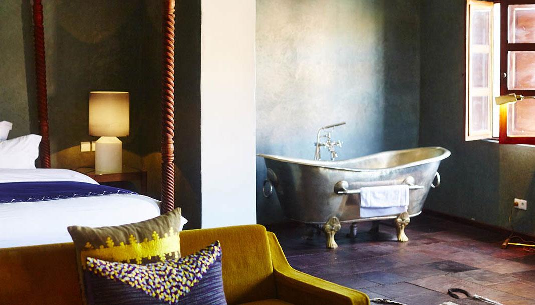 Amberlair Crowdsourced Crowdfunded Boutique Hotel Riad El Fenn gypsetters