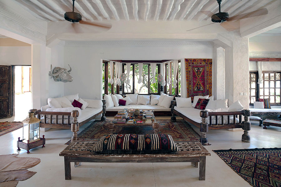 Amberlair Crowdsourced Crowdfunded Boutique Hotel - The Majlis Lamu gypsetters